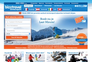bizztravel website