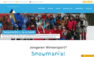 snowmania website