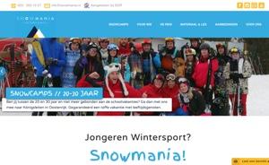 snowmania website