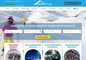 summit travel website