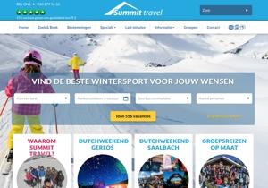 summit travel website