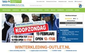 winterkleding-outlet.nl website