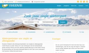 dynamic holland singlereizen