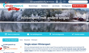 Singlereizen.nl Wintersport