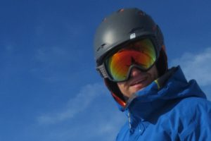 skibril wintersport
