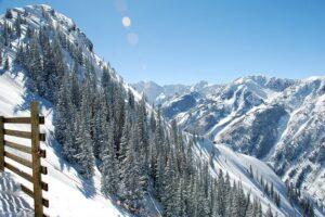 Op wintersport in de Verenigde Staten
